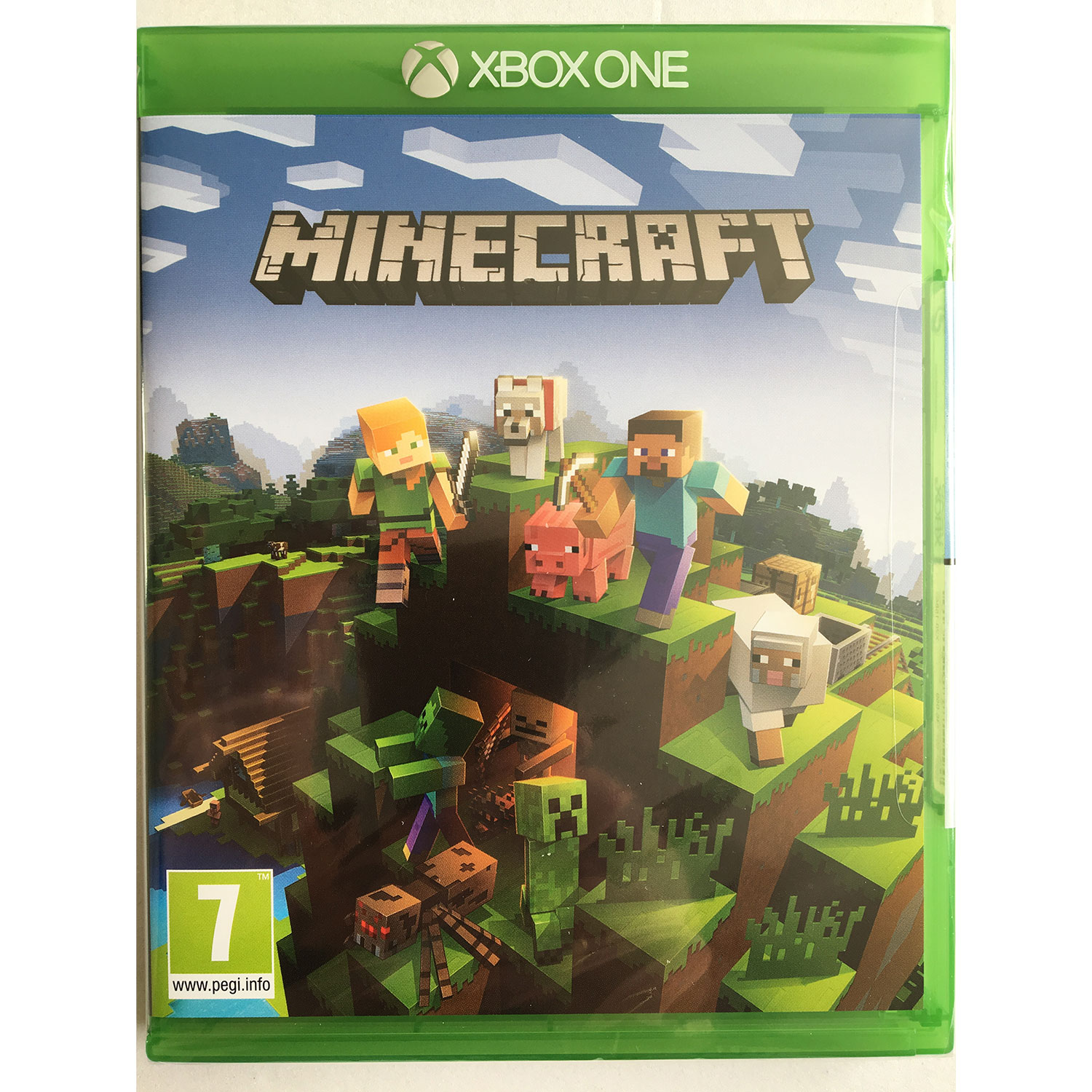 Details about Minecraft XBOX ONE New and Sealed