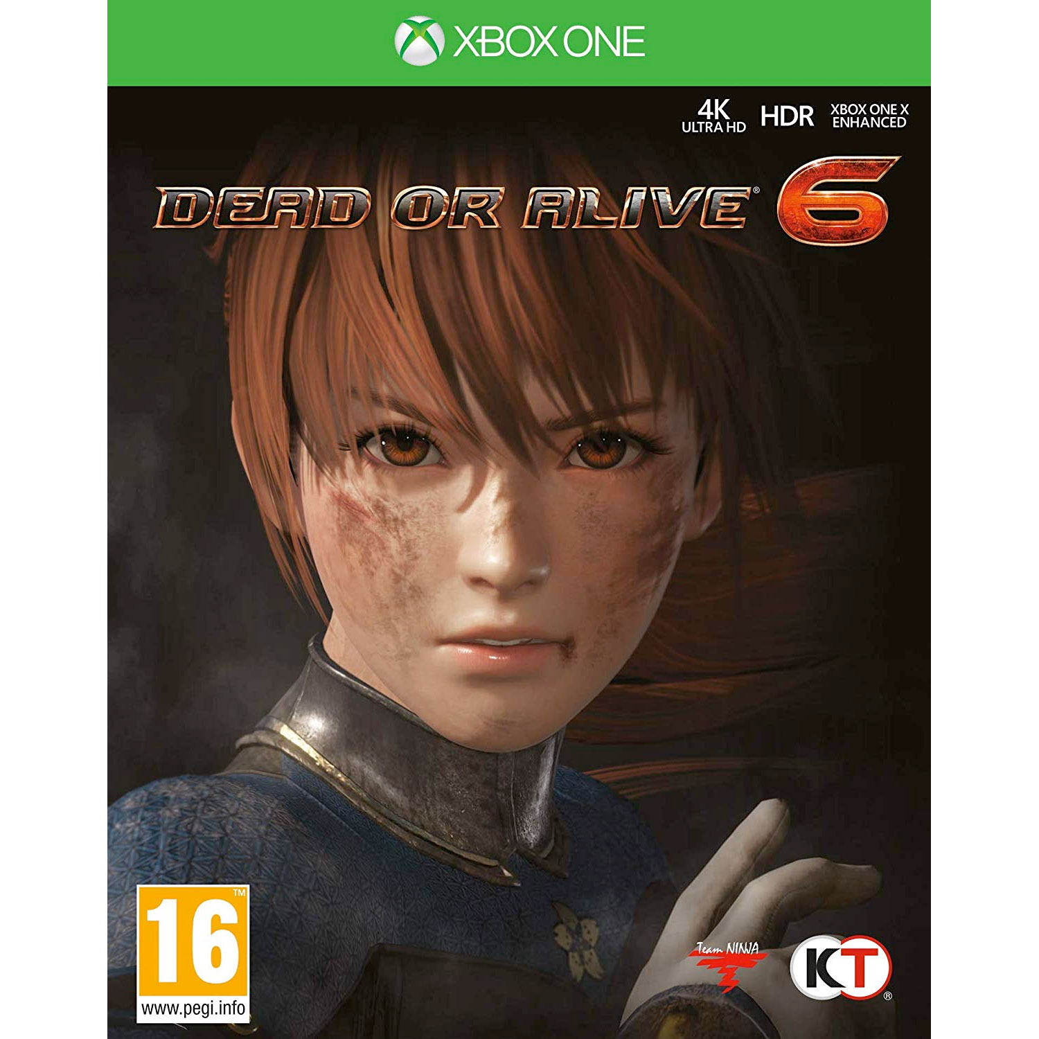 Dead Or Alive 6 Xbox One Ace Games
